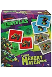 Teenage Mutant Ninja Turtles, Floor Memory Match Game