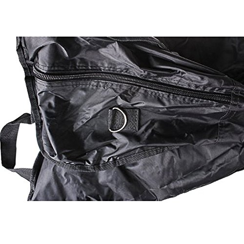 StillCool Folding Bike Bag 14 inch to 20 inch Bicycle Travel Carrier Bag Pouch,Bike Transport Case for Transport,Air Travel,Shipping (14-inch to 20-inch) by StillCool (Image #4)