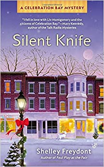 Silent Knife (Celebration Bay Mystery)