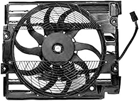 BEHR HELLA SERVICE 8EW 351 040-111 Ventilador, condensador del aire acondicionado: Amazon.es: Coche y moto