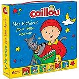 Nouveau coffret Caillou - Mes histoires pour bien dormir