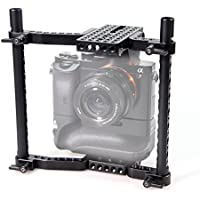 SmallRig Professional Camera Cage for Canon, Nikon, Sony, Panasonic GH3/GH4 with Battery Grip-1750