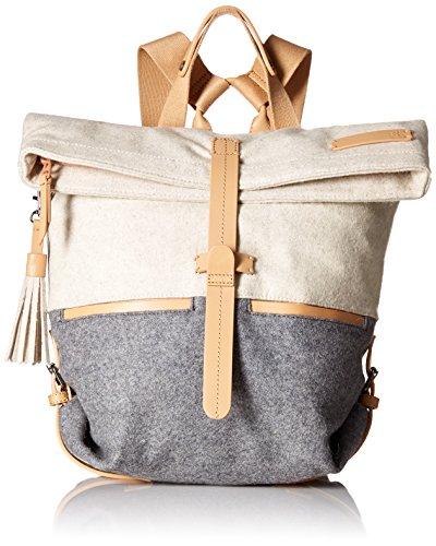 Sherpani Women's Amelia Travel Backpack, Buff/Chai, One Size by Sherpani