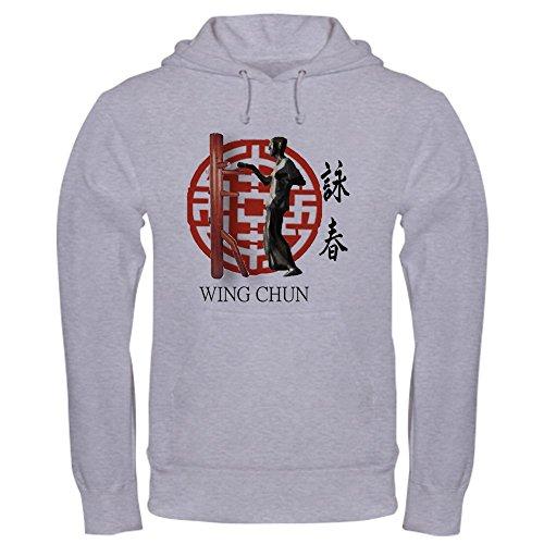 CafePress Ip Man Wing Chun - Pullover Hoodie, Classic & Comfortable Hooded Sweatshirt Wing Chun Mens Hoodie