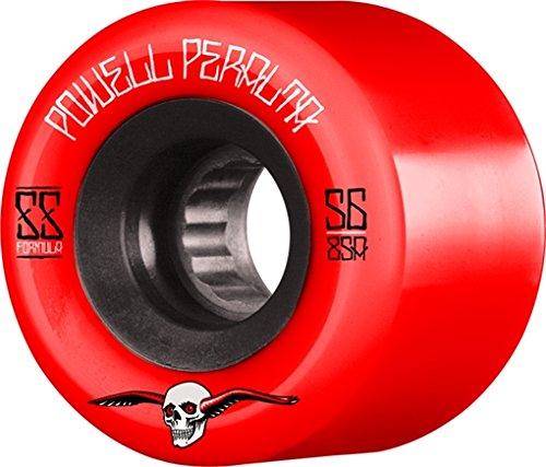 Powell wheels 56mm