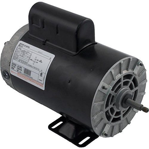 56-Frame Spa, Waterway Replacement, Single-Speed, 5.0 SPLHP, 3450RPM, 230V, 16.4 AMPS, Through Bolt FLANGE by AO Smith/Century Electric