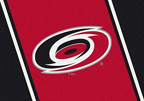 Milliken Carolina Hurricanes NHL Team Spirit Area Rug, 2'8