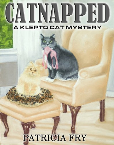 #freebooks – Catnapped (A Klepto Cat Mystery Book 1) by Patricia Fry