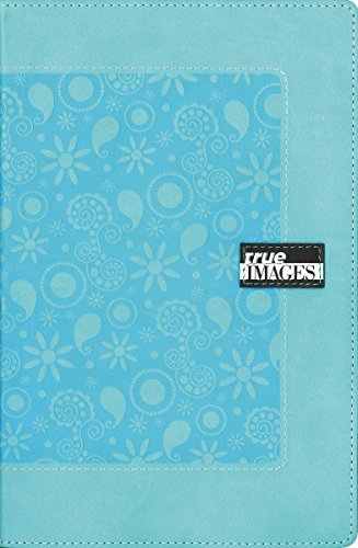 NIV, True Images: The Bible for Teen Girls, Leathersoft, Turquoise