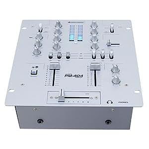 Omnitronic PM-404 - Mesa de mezclas DJ