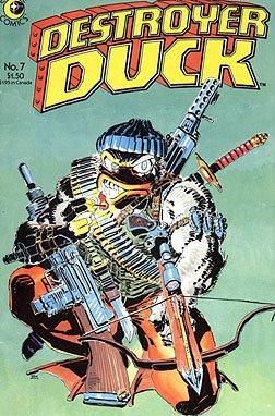 - Destroyer Duck, Edition# 7
