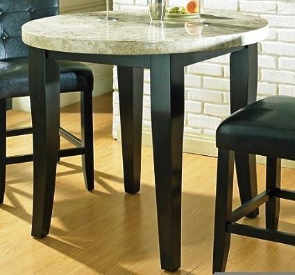 Superb Steve Silver Company Monarch Counter Table, 40u0026quot; ...