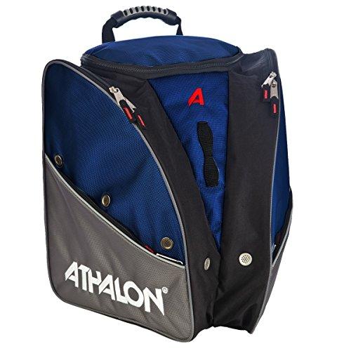 Athalon Tri Boot Bag - Gray/Navy