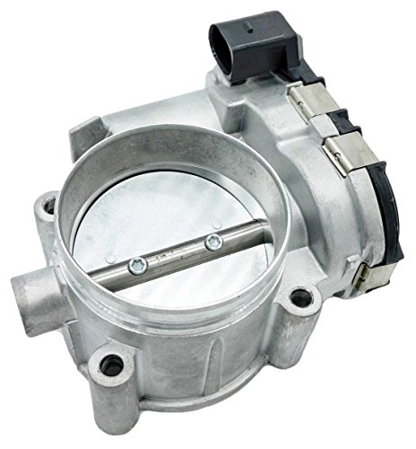 (OKAY MOTOR Fuel Injection Throttle Body for A6 A4 Quattro 2.7T R8 S4 S6 S8 3.2L 5.2L)