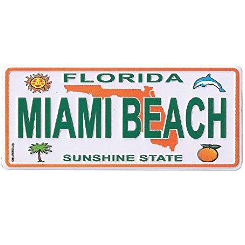 Magnet MIAMI BEACH FLORIDA Souvenir 2