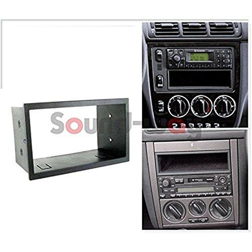 Ibiza Kit de montaje para radio de coche 2/DIN Seat Cordoba