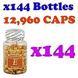 Royal Jelly Vitamin E Moisture Complex (90 Capsules) - 144 Pack