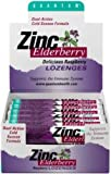 Thera Zinc Elderberry Lozenges, 14 Count (Pack of 12)