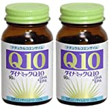 ダイナミックQ10 (EPA/DHA) 90粒×2個セット