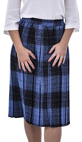 Nightingale Collection - Falda - para mujer azul cobalto