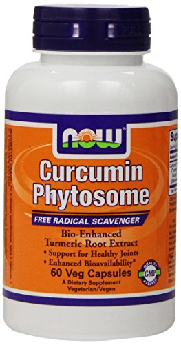 Now Foods Bio-curcumine Phytosome (Meriva) 500mg 60 Vcaps