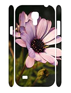 Pretty Custom Floral Durable Samsung Galaxy S4 Mini I9195 Snap On Case