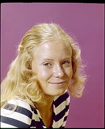 Eve Plumb Teenage Jan Brady Original 5x4 Color Photo Transparency