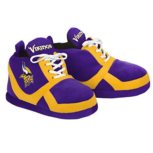 - Minnesota Vikings 2015 Sneaker Slipper Extra Large