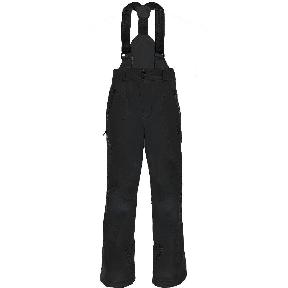 Spyder Kids Boy's Bormio Pants (Big Kids) Black 18 26