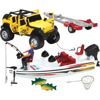 jeep and trailer toy - 3