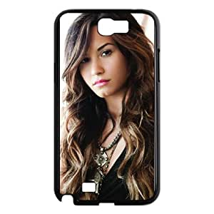 Samsung Galaxy N2 7100 Cell Phone Case Black Demi Lovato tcyk