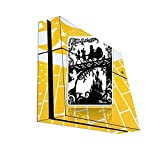 > > Decal Sticker < < Yellow Brick Road Characters Silhouettes Design Print Image Playstation 4 PS4 Console Vinyl Decal Sticker Skin by Trendy Accessories by Trendy Accessories