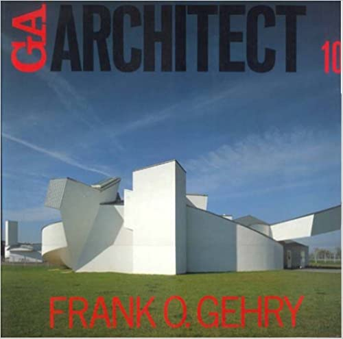 GA Architect 10: Frank O. Gehry.