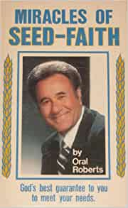 Apologise, but Oral roberts seed faith speaking, opinion