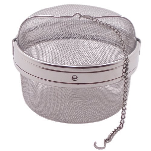 Jumbo Spice Ball and Herb Infuser 5 x 3.5 Inch