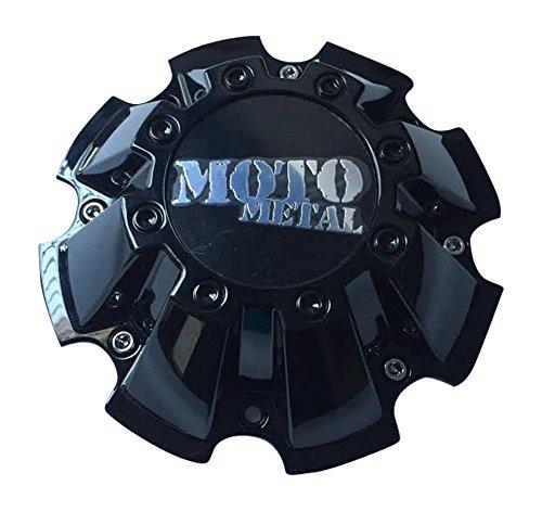 Moto Metal 962 M793BK01 Center Cap Gloss Black Wheel Middle Fits All Sizes wbolt