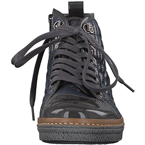 Tamaris 1-25725-39 Damen Sneakers Grau