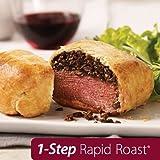 Omaha Steaks 4 (7 oz.) 1-Step Rapid Roast Individual Beef Wellington