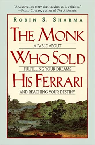 Image result for the monk who sold his ferrari