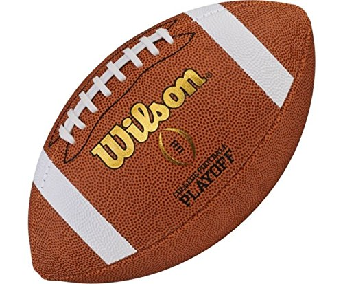 Wilson NCAA College Football Playoff CFP Replica Official Football - Boxed