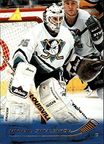 (1995-96 Pinnacle Anaheim Mighty Ducks Team Set 8 Cards)