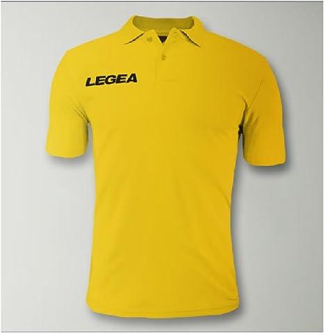Legea Polo Sud Gold Hombre Mujer Unisex Camiseta algodón Tiempo ...