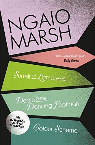 Download Surfeit of Lampreys: Death and the Dancing Footman. Colour Scheme ebook