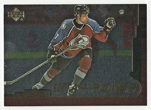 - Chris Drury (Hockey Card) 1999-00 Upper Deck Gold Reserve # 142 NM/M