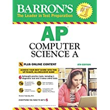 Barron's AP Computer Science A With Bonus Online Tests