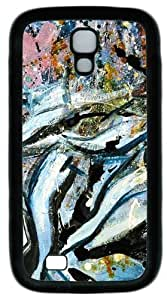 Cool Painting Samsung Galaxy I9500 Case, Samsung Galaxy I9500 Cases -Piano Painting PC Rubber Soft Case Back Cover for Samsung Galaxy S4/I9500