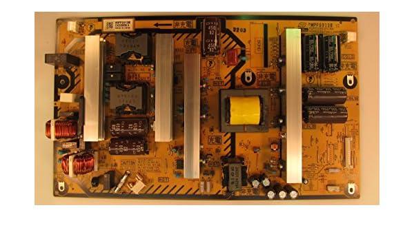 """Panasonic 50/"""" TC-50PU54 MPF6913B Plasma Power Supply Board Unit"""