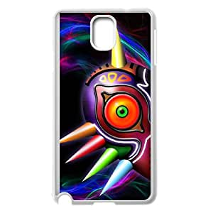 Samsung Galaxy Note 3 Cell Phone Case White Legend of Zelda bxpu