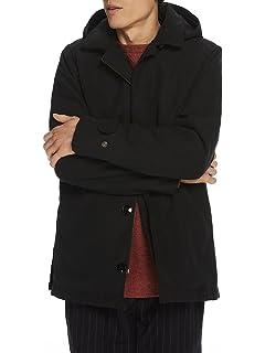 7ac170890af7c Amazon.com  Scotch   Soda Men s Classic Hooded Puffer Jacket, Olive ...