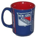 Memory Company NHL New York Rangers Reflective Mug, One Size, Multicolor